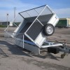 tipper trailer with supergates